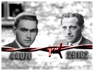 Alfred Wetzler and Rudolf Vrba