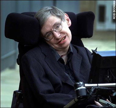 List of eight predictions by stephen hawking