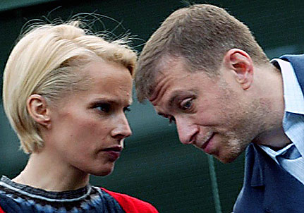 Top Ten List Biggest Most Expensive Divorces - Roman and Irina Abramovich