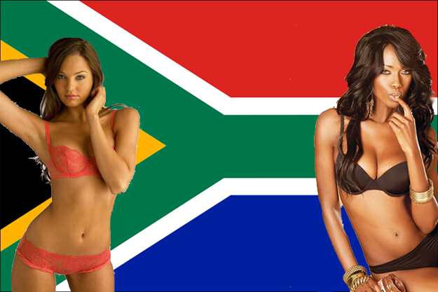 Top squirting south african girls