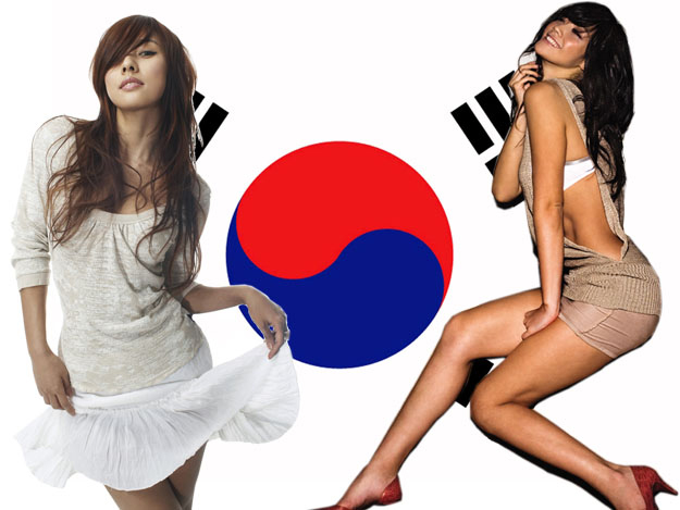 south korean hot women