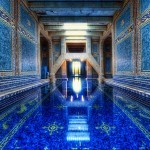 list of top ten grand castles of America - Hearst Castle