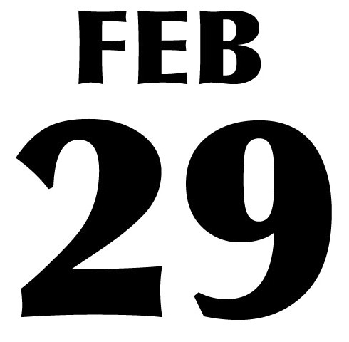 List of top ten factoids about leap year
