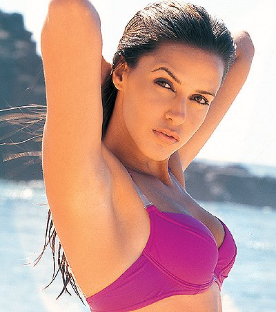 list of top ten sexiest bollywood babes - neha dhupia