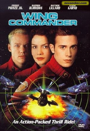 list of top ten worst movies made from video games-wing commander
