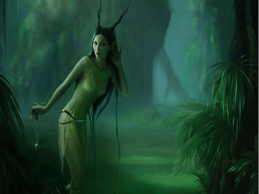 top ten list Irish legends - sidhe fairy