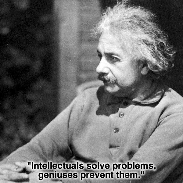 List O' Ten Quotes From Einstein - In Pictures