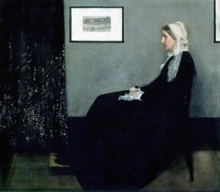 Whistlers Mother-James McNeill Whistler