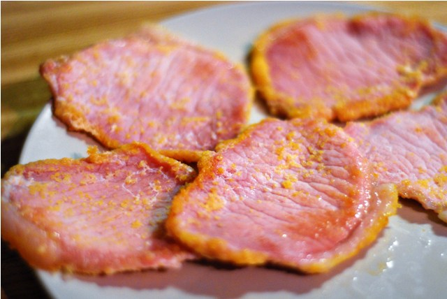 List 0' Top Souvenirs From Your Canadian Holiday - Canadian Peameal Bacon