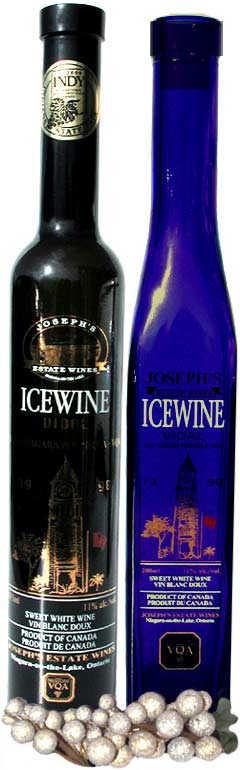 List 0' Top Souvenirs From Your Canadian Holiday - icewine