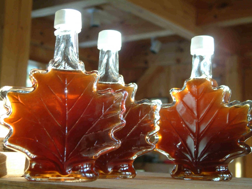 List 0' Top Souvenirs From Your Canadian Holiday - Canadian maple syrup