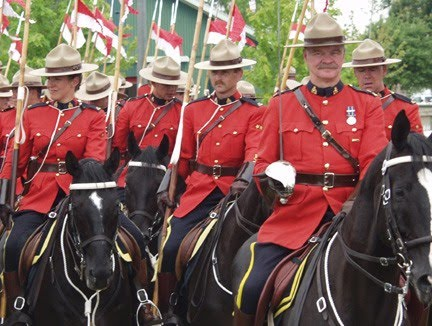 List 0' Top Souvenirs From Your Canadian Holiday - RCMP