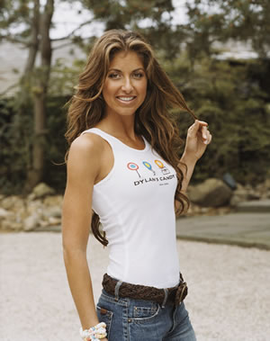 top ten list-top ten hottest billionaire heiresses-Dylan Lauren