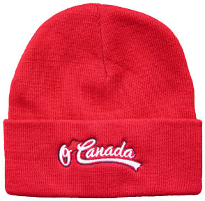 List 0' Top Souvenirs From Your Canadian Holiday - Canada toque