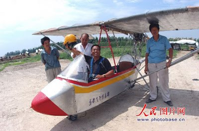 Top Ten List- Inventors Killed By Their Own Inventions-Tan Chengnian-flying machine