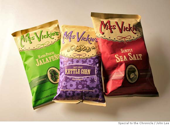 List 0' Top Souvenirs From Your Canadian Holiday - miss vickys potato chips
