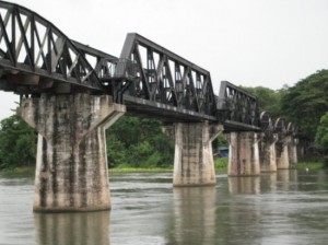 top ten list-top ten dark tourism destinations-the-famous-river-kwai-bridge