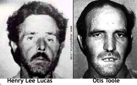 top ten list-top ten notorious partners in crime-Henry Lee Lucas and Ottis Toole