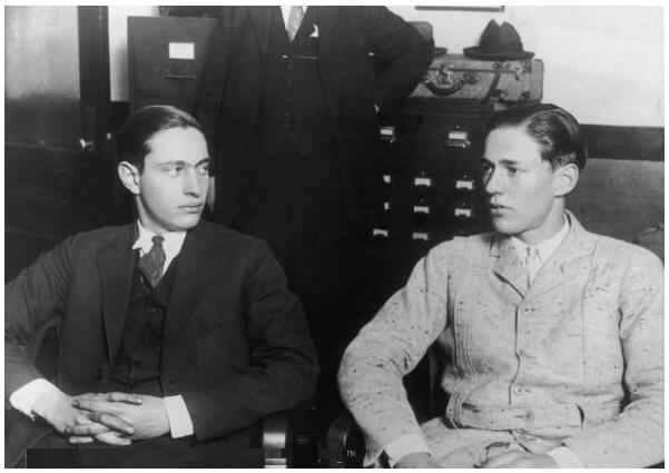 top ten list-top ten notorious partners in crime-Leopold and Loeb