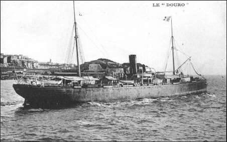 List o' Ten Amazing Treasures Discovered on Sunken Ships-SS Le Douro