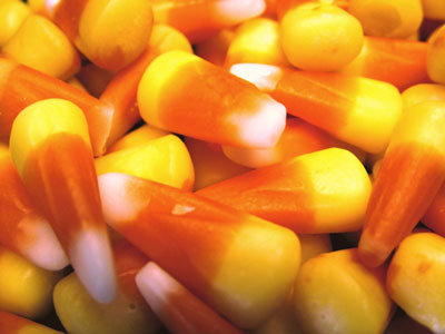 List O Ten Worst Halloween Treats - candy-corn