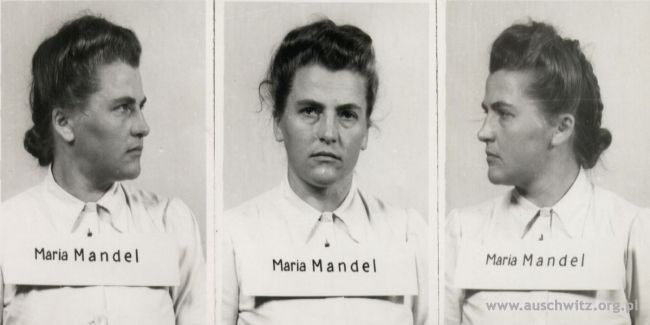 top ten list-List of Ten Infamous Female Nazis-Maria Mandel