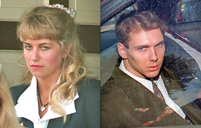 top ten list-List O' Ten Infamous Serial Killer Duos-Paul Bernardo and Karla Homolka