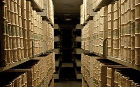 List O' Top Ten Highly Top Secret Places-vatican secret archives