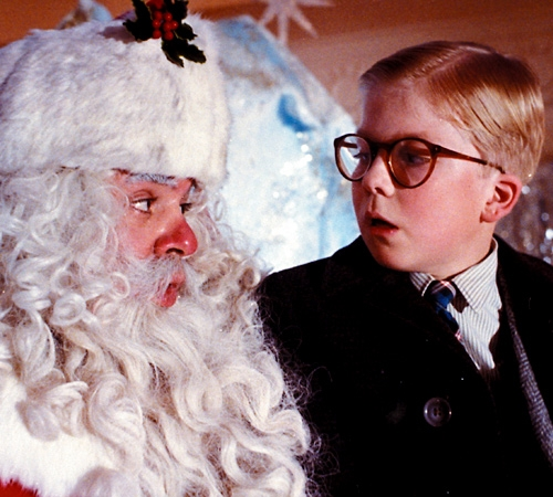 top ten list-best Christmas movies-A Christmas Story