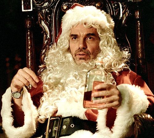 top ten list-best Christmas movies-Bad Santa