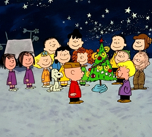 List of Best Christmas Movies-Charlie Brown Christmas