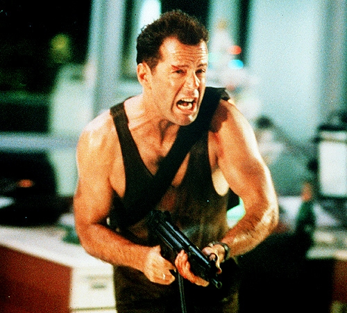 top ten list-best Christmas movies-Die Hard