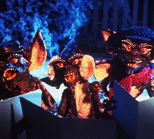 top ten list-List of Best Christmas Movies-Gremlins christmas
