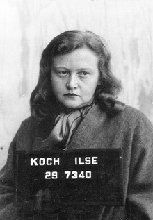 top ten list-List of Ten Infamous Female Nazis-Ilse Koch