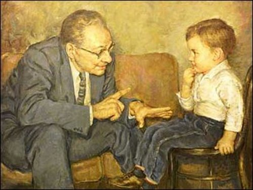 List O' Ten Medical Experiments Involving Human Testing-Iowa speech therapy experiment