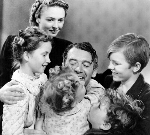 top ten list-best Christmas movies-Its A Wonderful Life