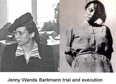 top ten list-List of Ten Infamous Female Nazis-Jenny Wanda Barkmann