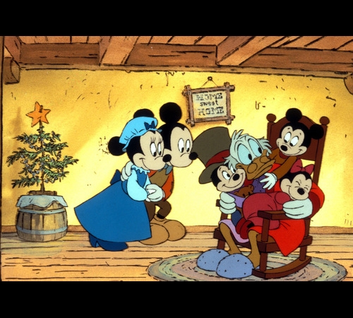 top ten list-List of Best Christmas Movies-Mickeys Christmas Carol-Disney