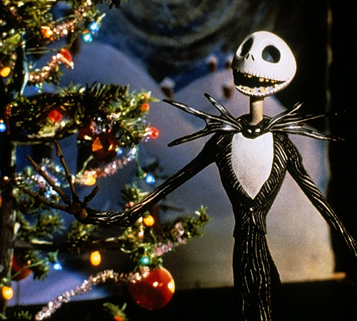 top ten list-best Christmas movies-Nightmare Before Christmas