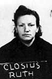 top ten list-List of Ten Infamous Female Nazis-Ruth Closius-Neudeck