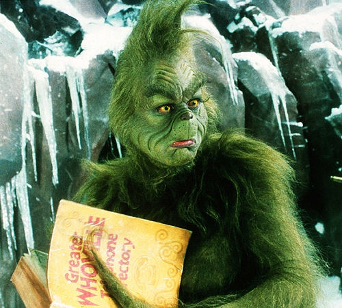 top ten list-List of Best Christmas Movies-How The Grinch Stole Christmas