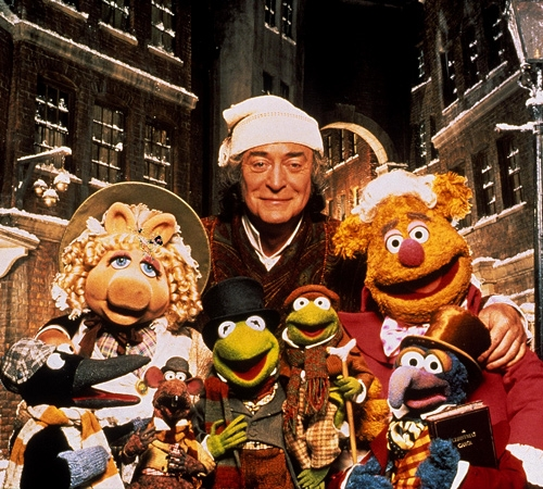 top ten list-best Christmas movies-The Muppet Christmas Carol