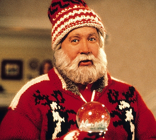 top ten list-List of Best Christmas Movies-The Santa Claus