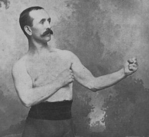 List O' Ten Popular Sports Origins-boxing