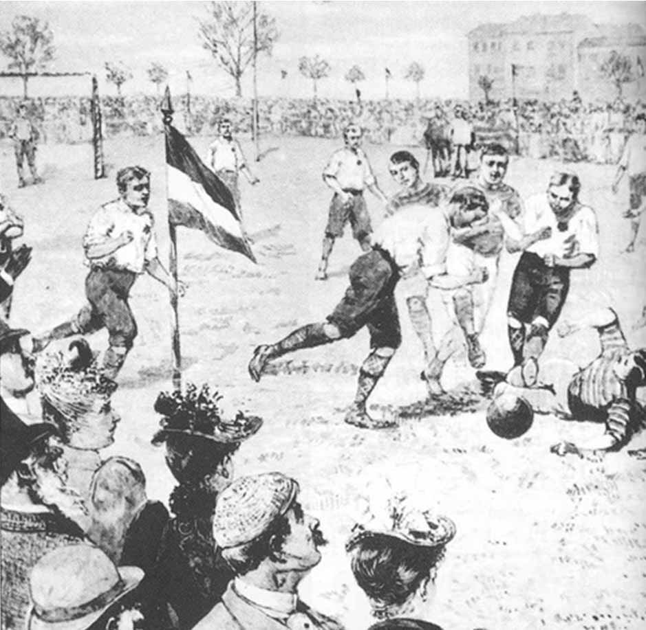 top ten list-origins of popular sports-football soccer