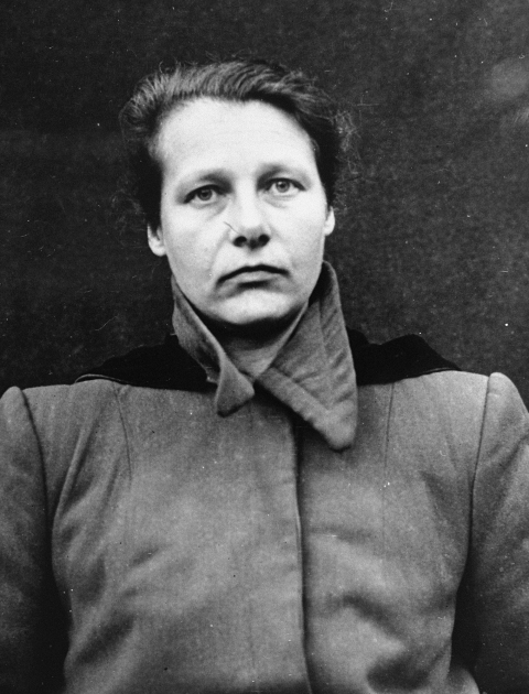 top ten list-List of Ten Infamous Female Nazis-Herta Oberheuser