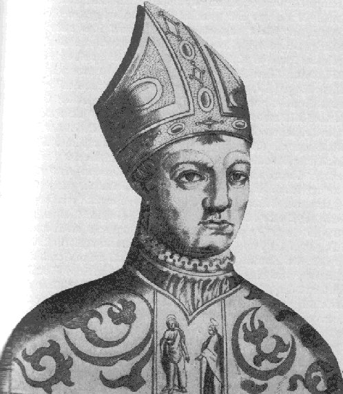 top ten list-List O' Top Ten Most Evil Catholic Popes-Johannes_XXIII_Gegenpapst-antipope john XXIII