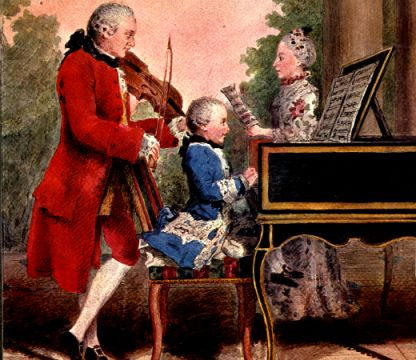 top ten list-List O' Ten Amazing Child Prodigies-Mozart