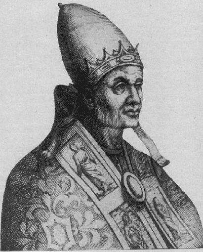 top ten list-List O' Top Ten Most Evil Catholic Popes-Pope Benedictt IX