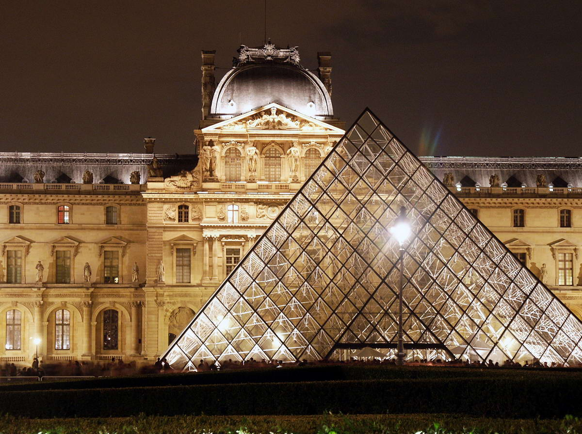 Theft of Mona Lisa from Louvre, Paris 3.9. 1911-List of Ten Homes and Keepers of the Mona Lisa Before the Louvre-top ten list-Louvre